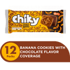 Chiky Galletas Choco Banano Bolsa 16.9 oz - 12 ct
