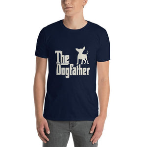 """The Dogfather"" T-shirt - Chihuahua We Love"
