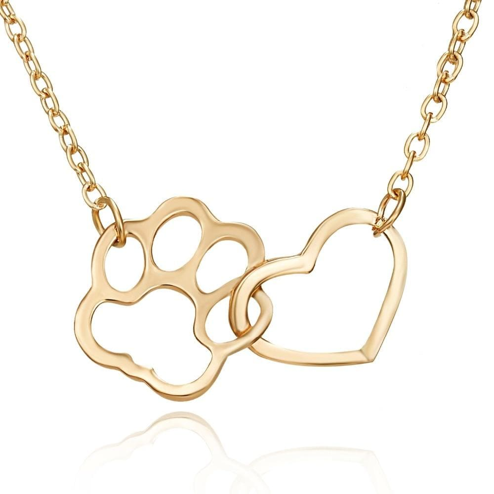 I love little Puppies Necklace - Chihuahua We Love