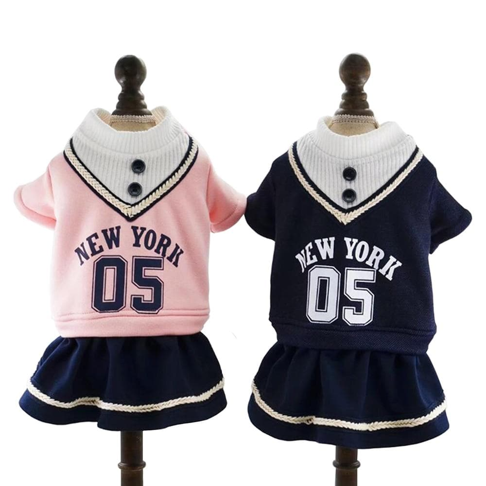 New York Summer Dress - Chihuahua We Love