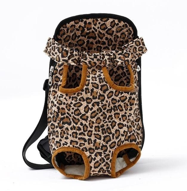 Pet Front Carrier Backpack - Chihuahua We Love