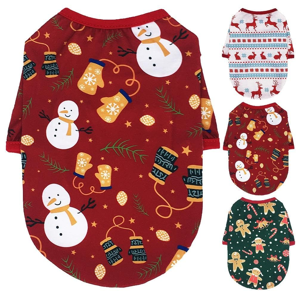 Christmas Cotton Pajama - Chihuahua We Love
