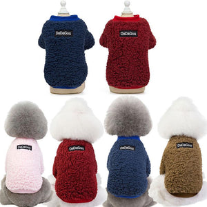 Winter Fleece Coat - Chihuahua We Love