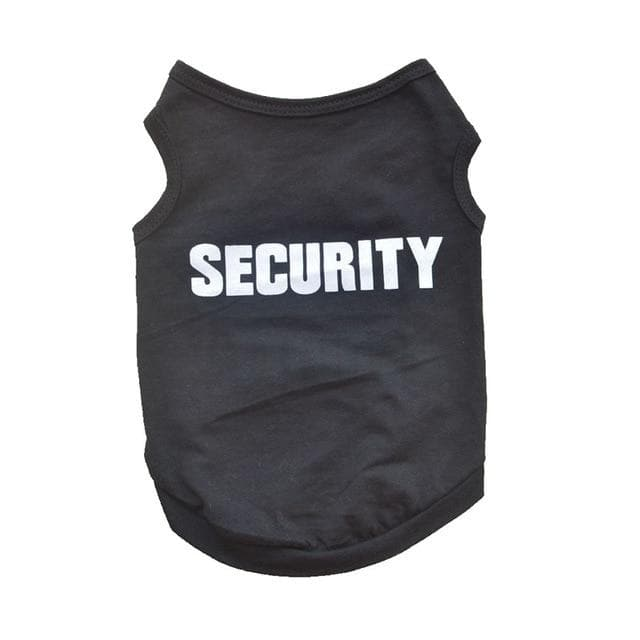 Chihuahua Security Shirt - Chihuahua We Love