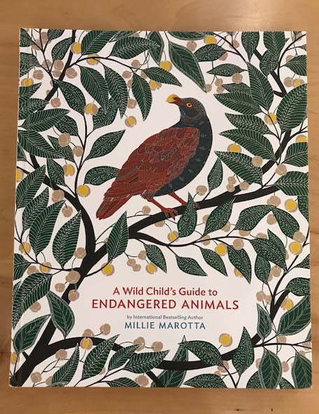 A Wild Child's Guide to Endangered Animals | Millie Marotta