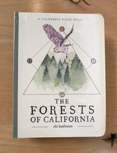 Load image into Gallery viewer, The Forests of California | A California Field Atlas | Obi Kaufmann
