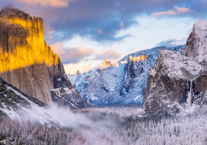 Yosemite Holiday Card Assortment | Ross Bishop Photography