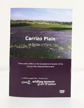 Carrizo Plain | A Sense of Place | DVD | Jeff McLoughlin