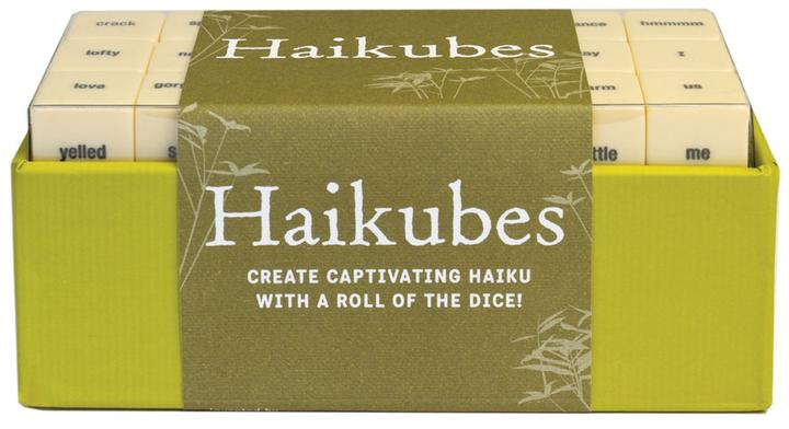 Haikubes Word Cube Game | Create Haiku