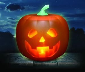 Animated LED Pumpkin