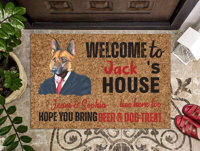 Welcome to Jack's House