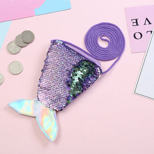 Mermaid Tail Card Bag