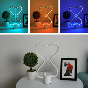 7 Colors Balance Lamp