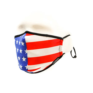 American Flag USA Face Covering