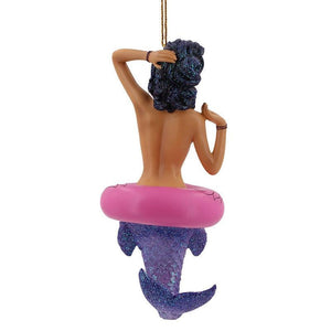 Miss Flamingo Mermaid - Coastal Gifts Inc.