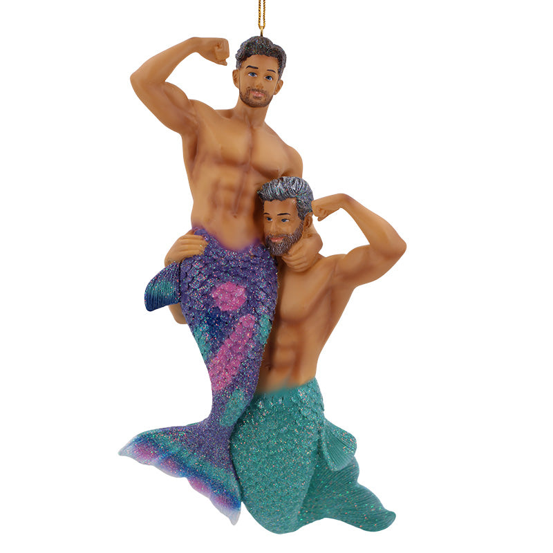 Playmates Mermen