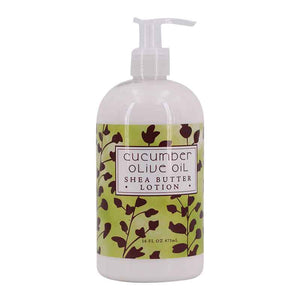 Cucumber Olive Oil Lotion