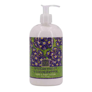African Violet Cocoa Butter Lotion