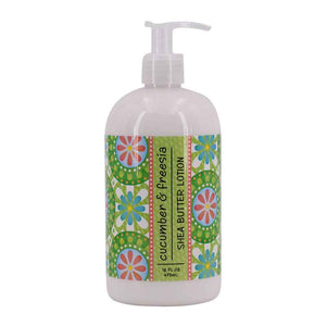 Cucumber Freesia Lotion