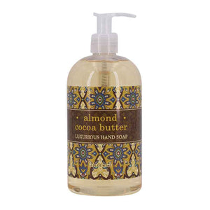 Almond Cocoa Butter Liquid Soap