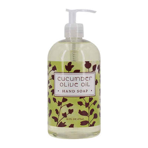 Cucumber Olive Oil Liquid Soap