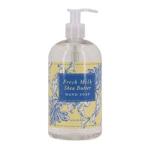 Fresh Milk Shea Liquid Soap