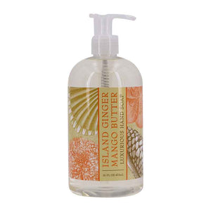 Island Ginger Mango Liquid Soap