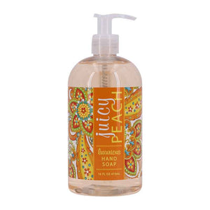 Juicy Peach Liquid Soap