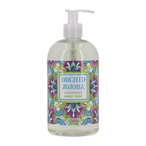 Orchid Jojoba Liquid Soap