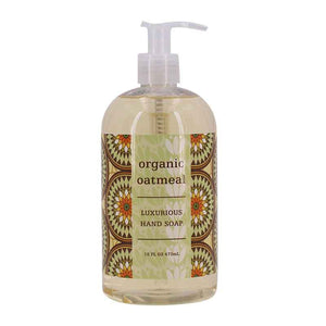 Organic Oatmeal Liquid Soap