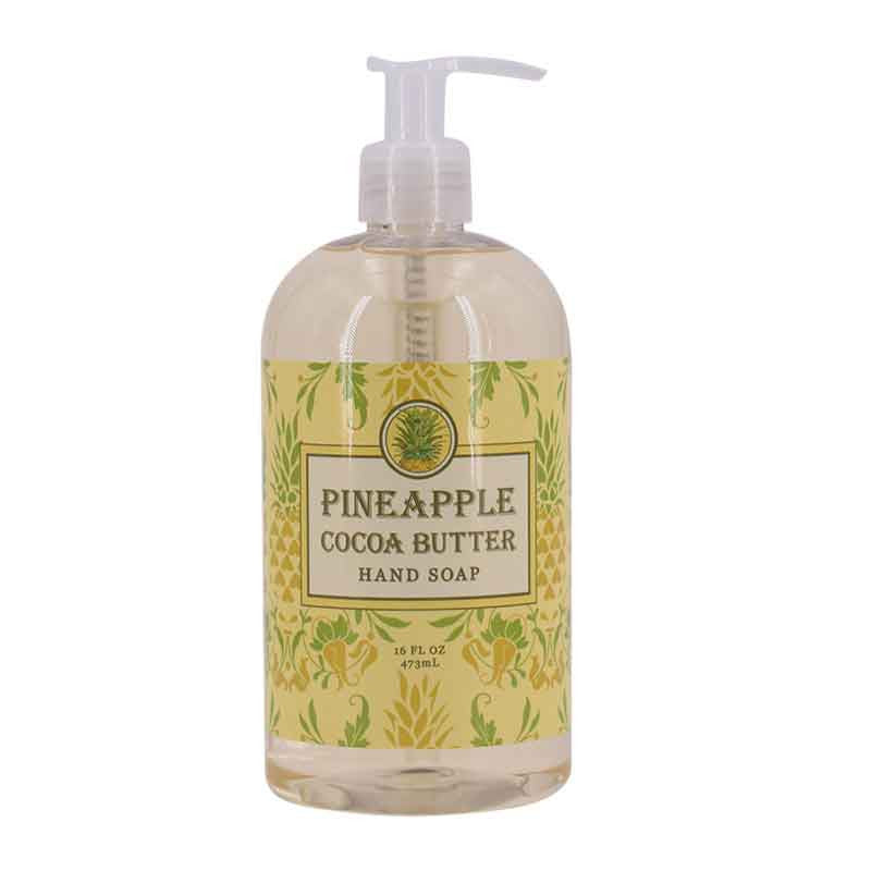 Pineapple Cocoa Butter Liquid Soap
