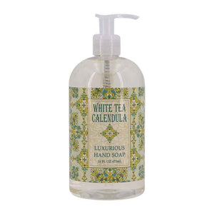 White Tea Calendula Liquid Soap