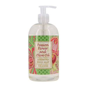 Passion Flower Liquid Soap