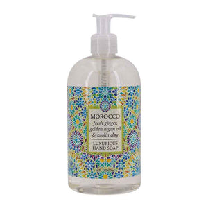 Morocco Liquid Soap
