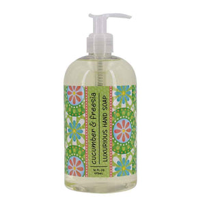 Cucumber Freesia Liquid Soap