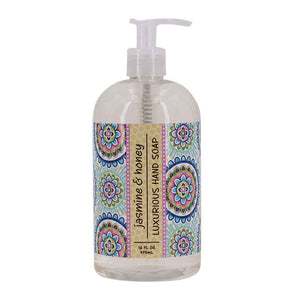 Jasmine Honey Liquid Soap