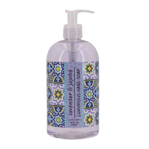 Lavender Jojoba Liquid Soap