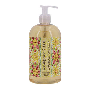 Lemongrass Tea Liquid Soap