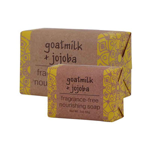 Goatmilk + Jojoba Soap Bar
