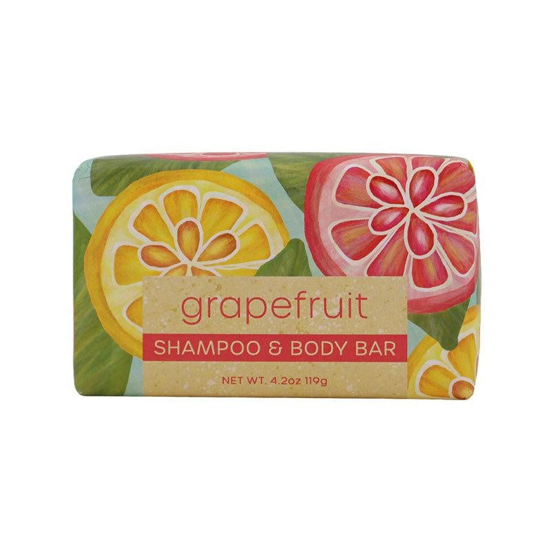 Grapefruit Shampoo Bar | Greenwich Bay Trading Company | Coastal Gifts Inc