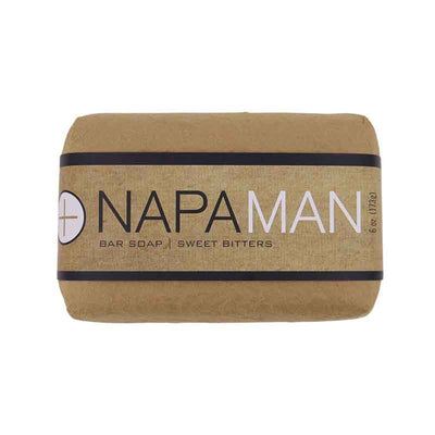 Napa Man Soap Bar - Coastal Gifts Inc.