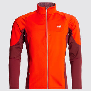 SWEARE Evolve XC jacket Men Lava-Funktionsjacka längdskidåkning