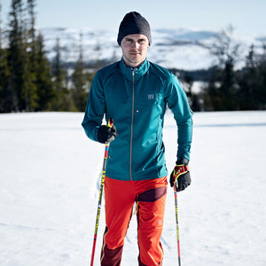 SWEARE Evolve XC jacket and Stamina pants