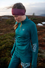 Load image into Gallery viewer, SWEARE STAMINA PANTS W SPRUCE- Outdoor byxor för längdskidåkning