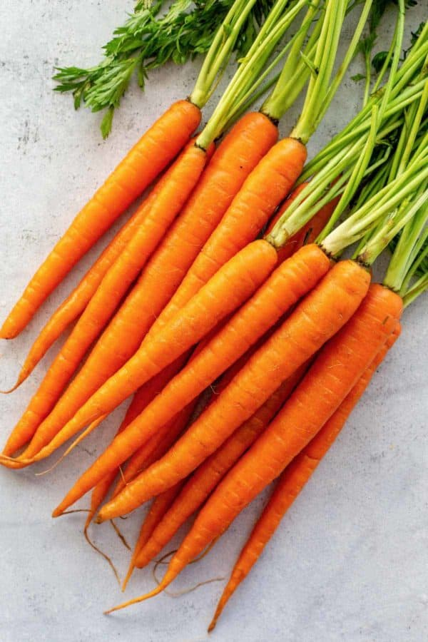 Heirloom Organic Moonraker Carrot Seeds