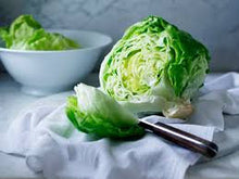 Load image into Gallery viewer, Heirloom Organic Iceberg Lettuce Seeds