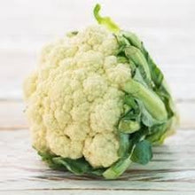 Load image into Gallery viewer, Heirloom Organic Snowball X Cauliflower Seeds