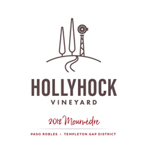 Load image into Gallery viewer, 2018 Hollyhock Mourvèdre - So Shiny - 750ml