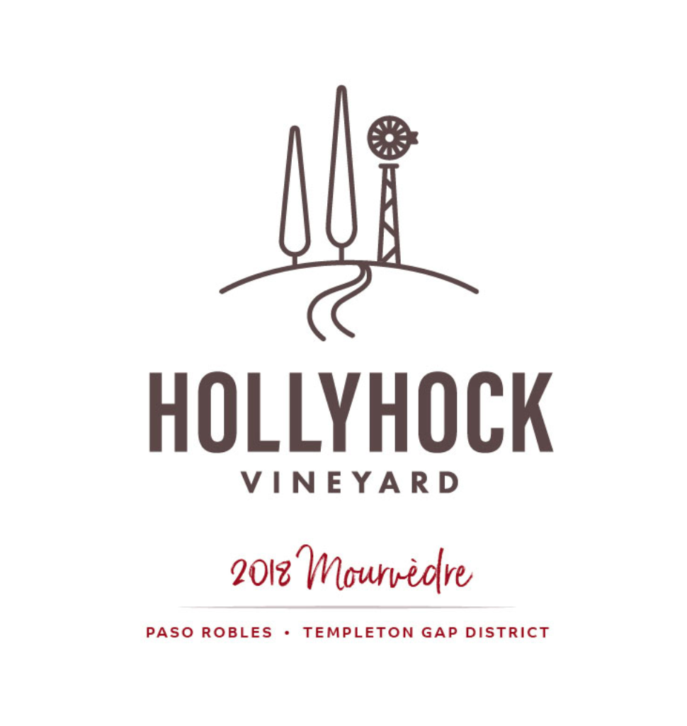 2018 Hollyhock Mourvèdre - So Shiny - 750ml