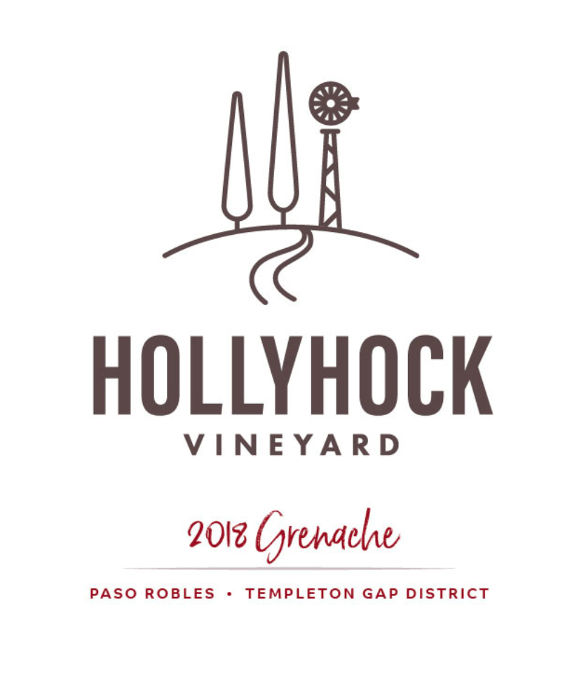 2018 Hollyhock Grenache - So Shiny - 750ml